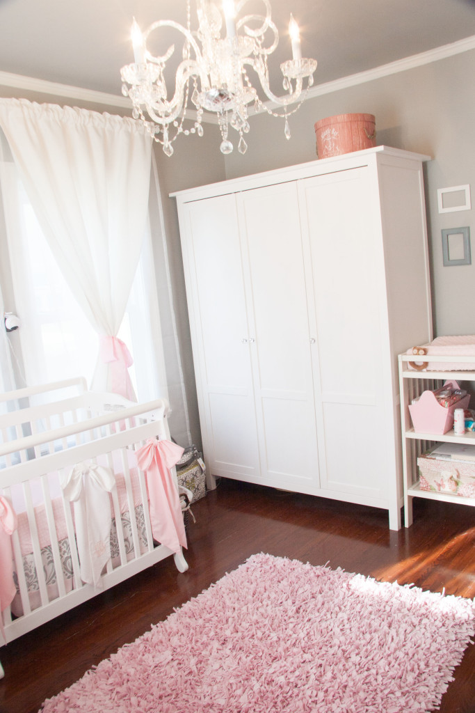 25 Princess Nursery Decor Ideas Fit For Baby Royalty