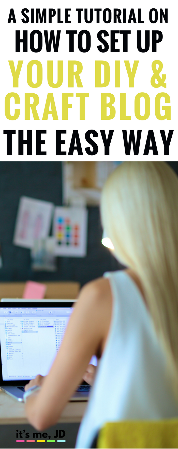 HOW TO SET UP YOUR DIY AND CRAFT BLOG THE EASY WAY (TUTORIAL WITH PICTURES), successful, blog post, ideas