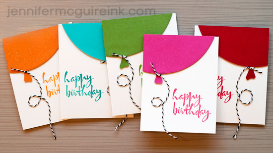 25 Cute DIY Birthday Cards You Can Make Yourself – Birthday Cards You Can Make