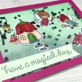 Lawn Fawn Fairy Shaker Card