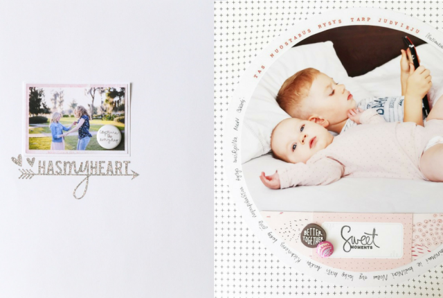 Simple Scrapbook Layouts That Are Perfect For Beginners