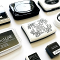 The Best Black Inks to Use for Stamping and Paper Crafts