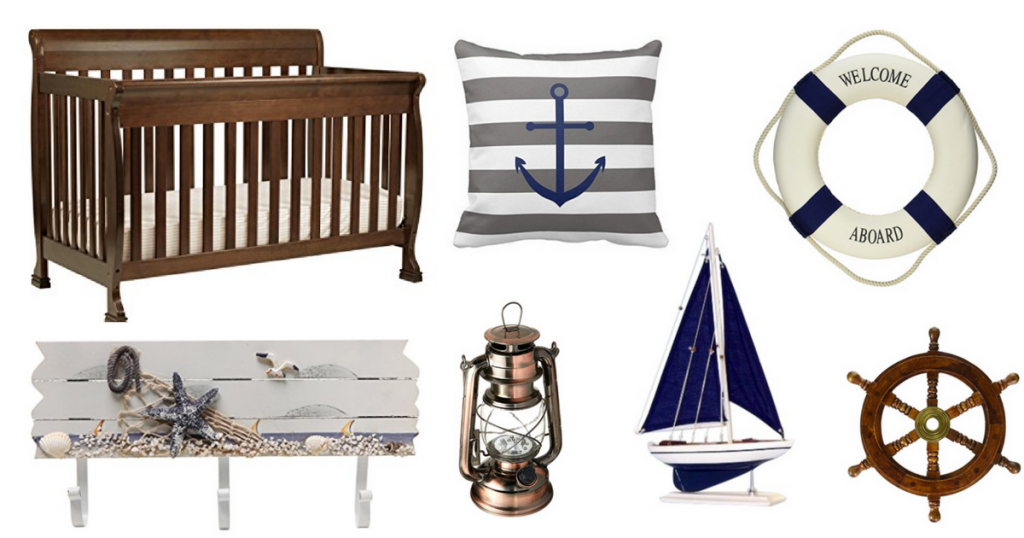 Nautical Nursery Decor Ideas For Your Little Sailor