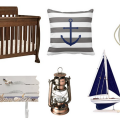 Nautical Nursery Decor Ideas For Your Little Sailor