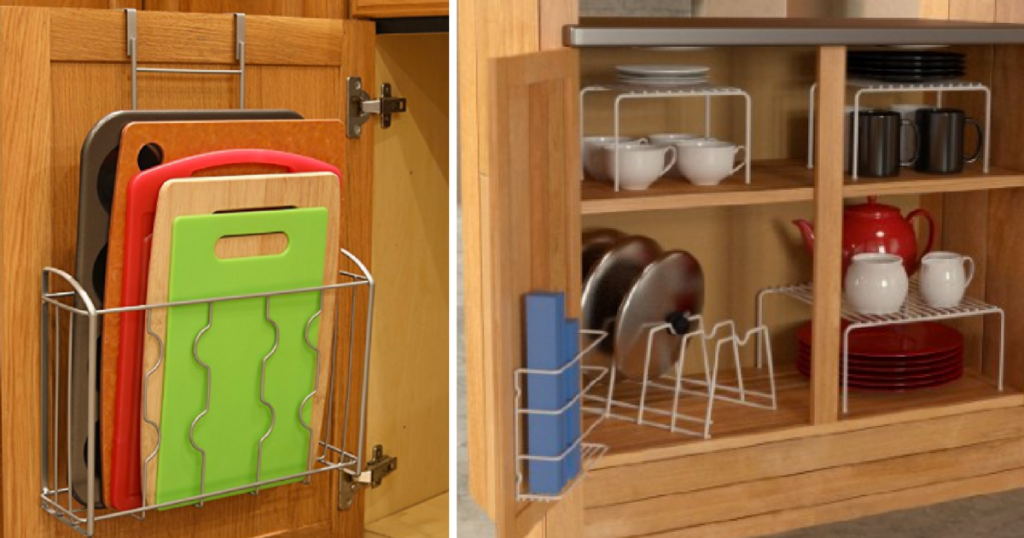 Must Have Products for Kitchen Organization On A Budget, Perfect for Small Spaces, Ideas for Cabinets and Countertops