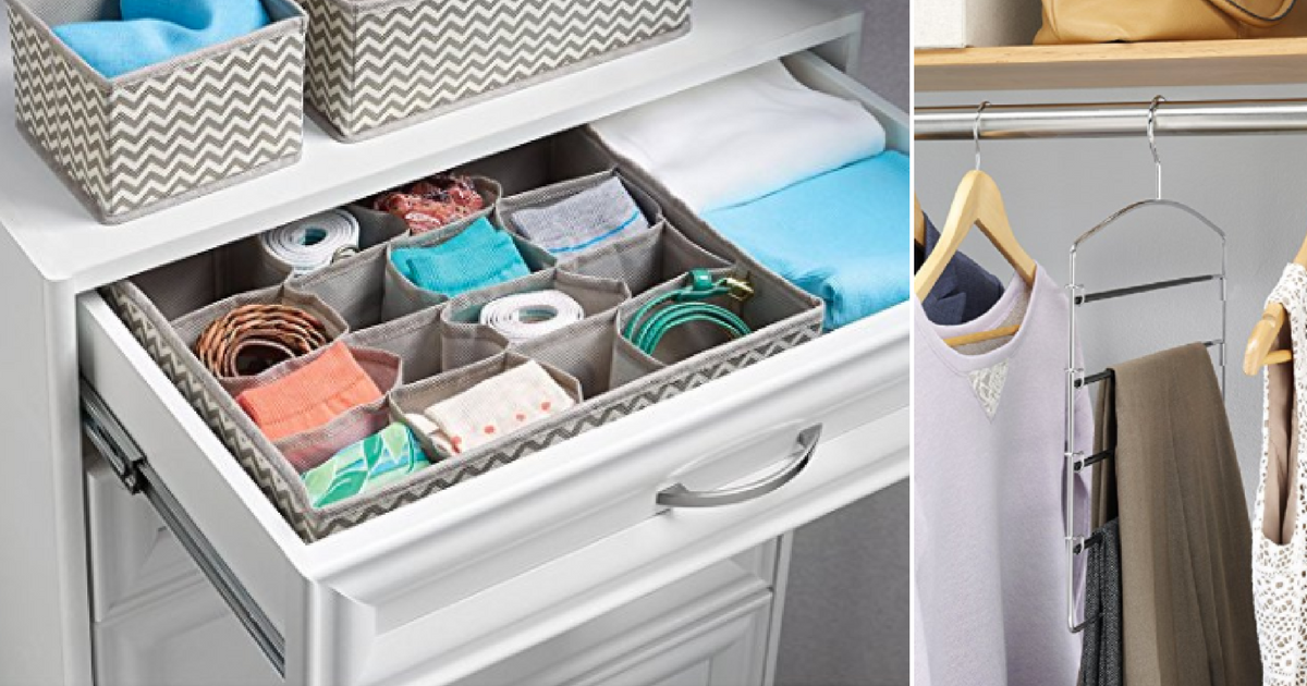 Affordable Organizers For Small And Big Closets, Cheap Options, For Smarter  Storage