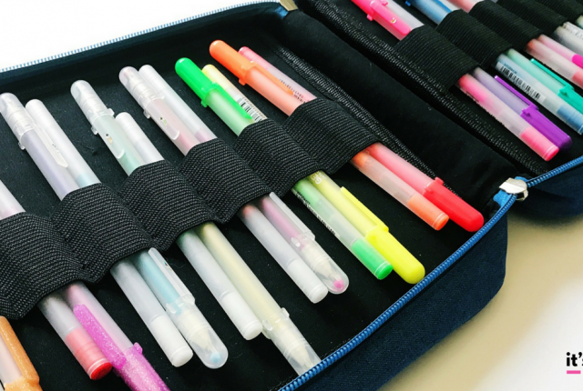 Creative Ideas for Marker and Pen Storage
