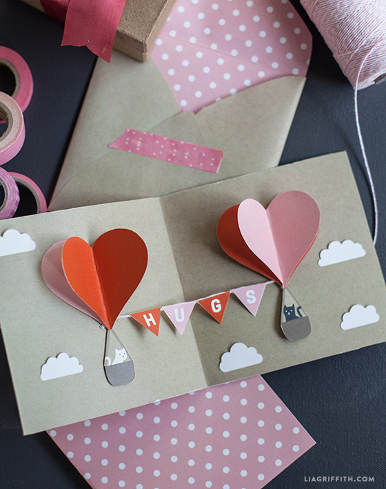 21 Amazingly Cute And Easy Ideas For Handmade Valentines Day Cards