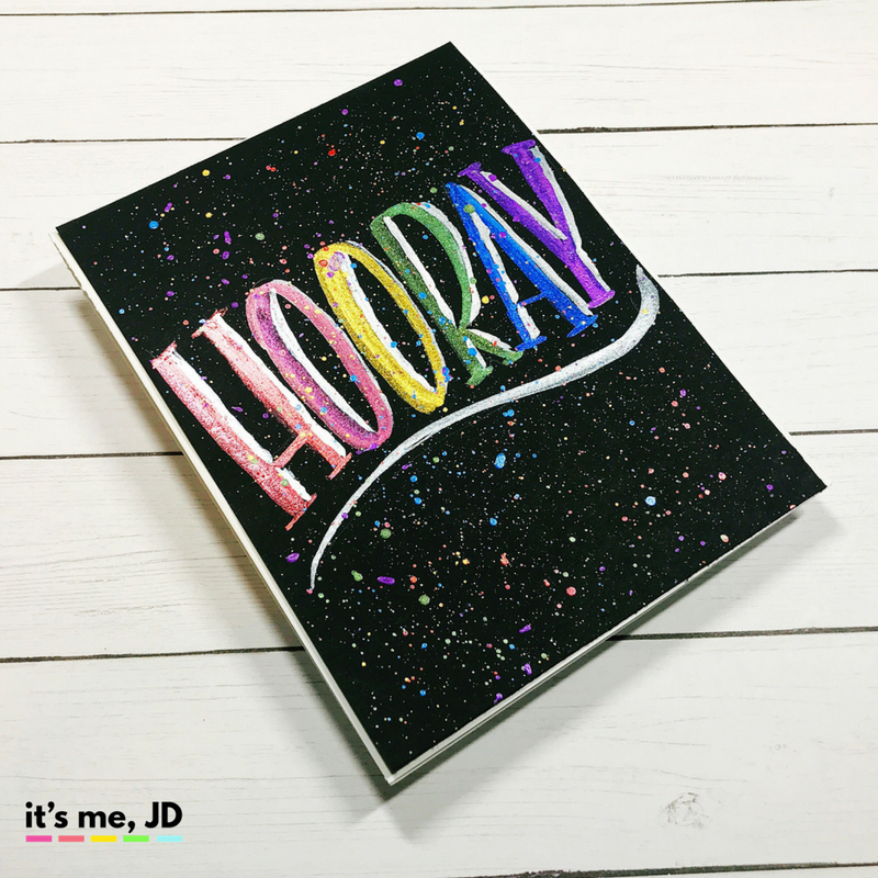watercolor, 5 DIY Birthday Cards, Handmade easy, and simple Birthday Card Ideas