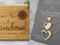 Thoughtful (and Practical) Gifts for Grandma