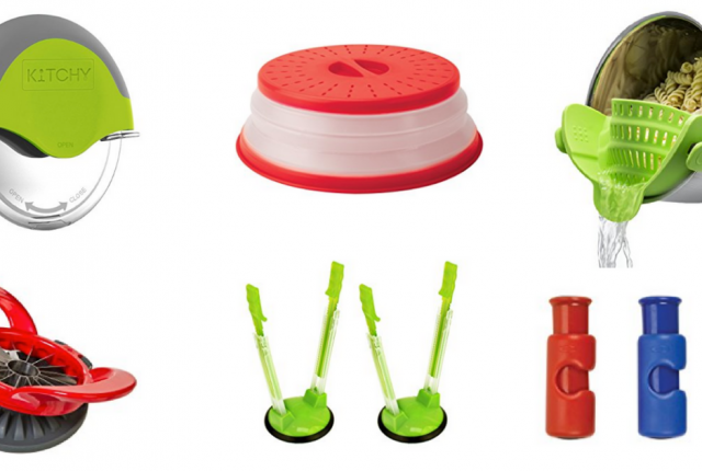 25 Genius Kitchen Gadgets and Gizmos That Are Pretty Awesome