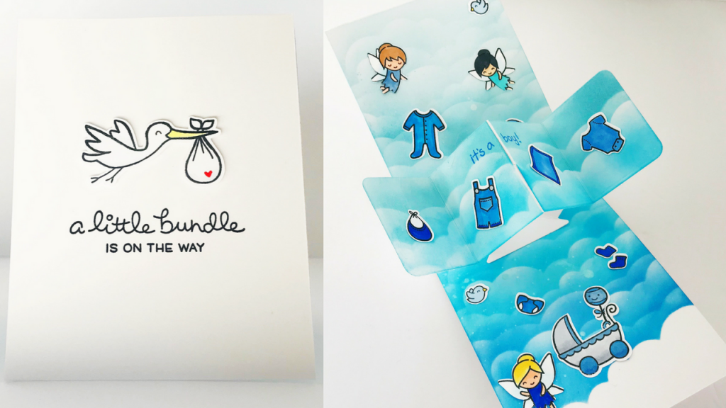 5 EASY POP UP CARDS THAT ANYONE CAN MAKE _ Tutorial On How To DIY An Interactive Card