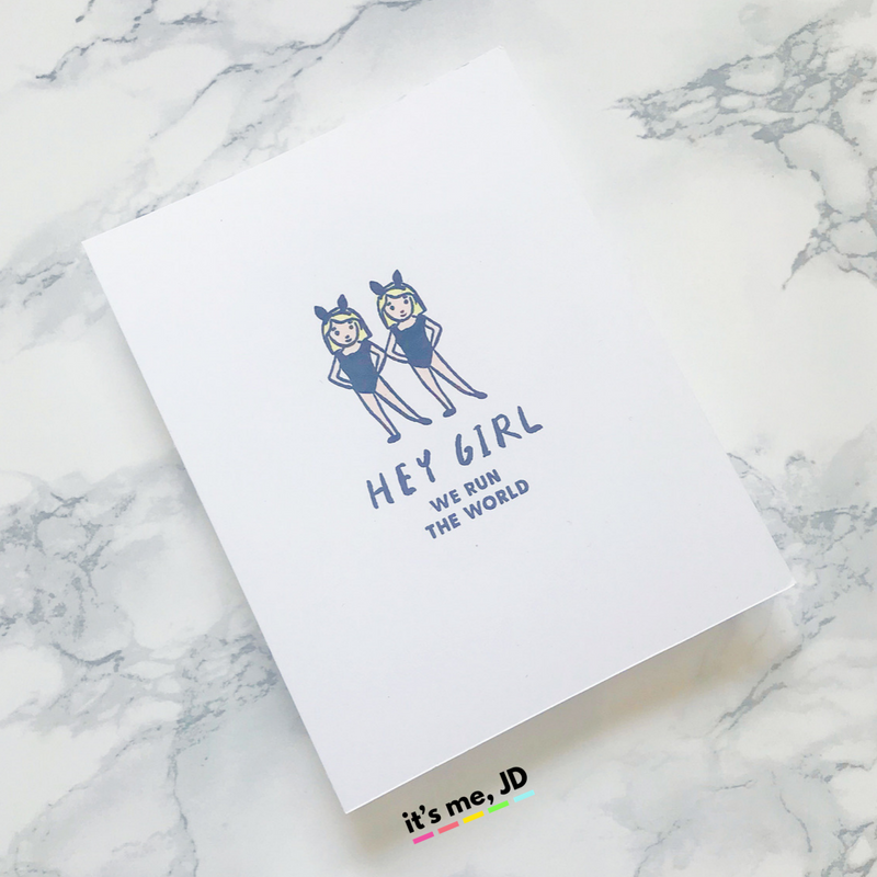 4 Handmade Card Ideas For Your Best Friend