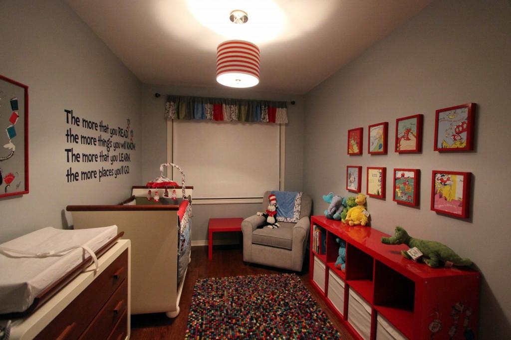 25 Delightful Decor Ideas For A Dr Seuss Nursery