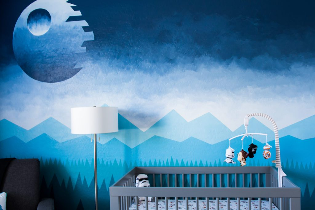 25 Star Wars Nursery Decor Ideas For Your Little Jedi - It ...