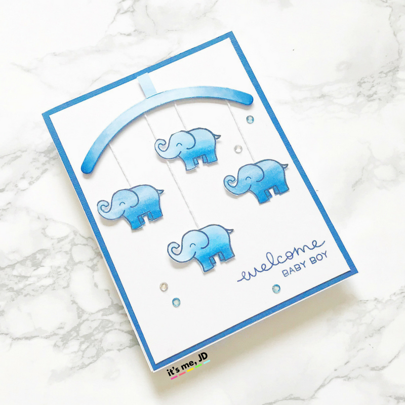 Adorable DIY Baby Shower Card Ideas That Anyone Can Do For Boy