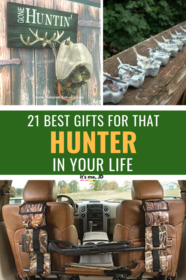 21 Best Gifts for Hunters _ Unique Hunting Gift Ideas They'll Love #huntergift #huntinggifts #huntergifts #hunter