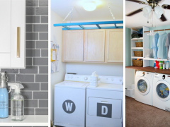 FB - 15 Clever Laundry Room Organization Ideas You'll Actually Want To Try