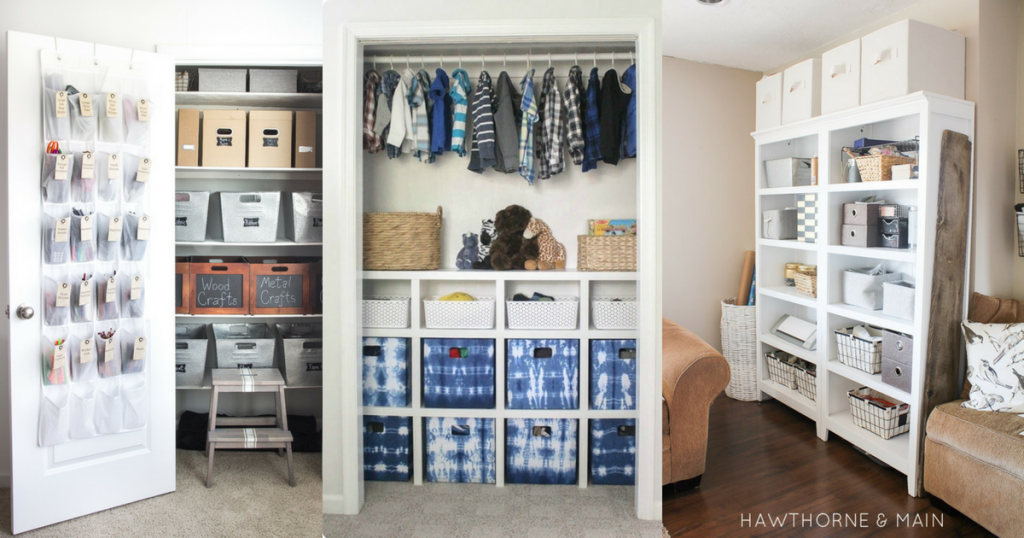 15 diy small space storage ideas to finally get you organized - Small space room ideas ...