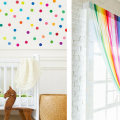 21 Colorful Decor Ideas For A Rainbow Themed Nursery