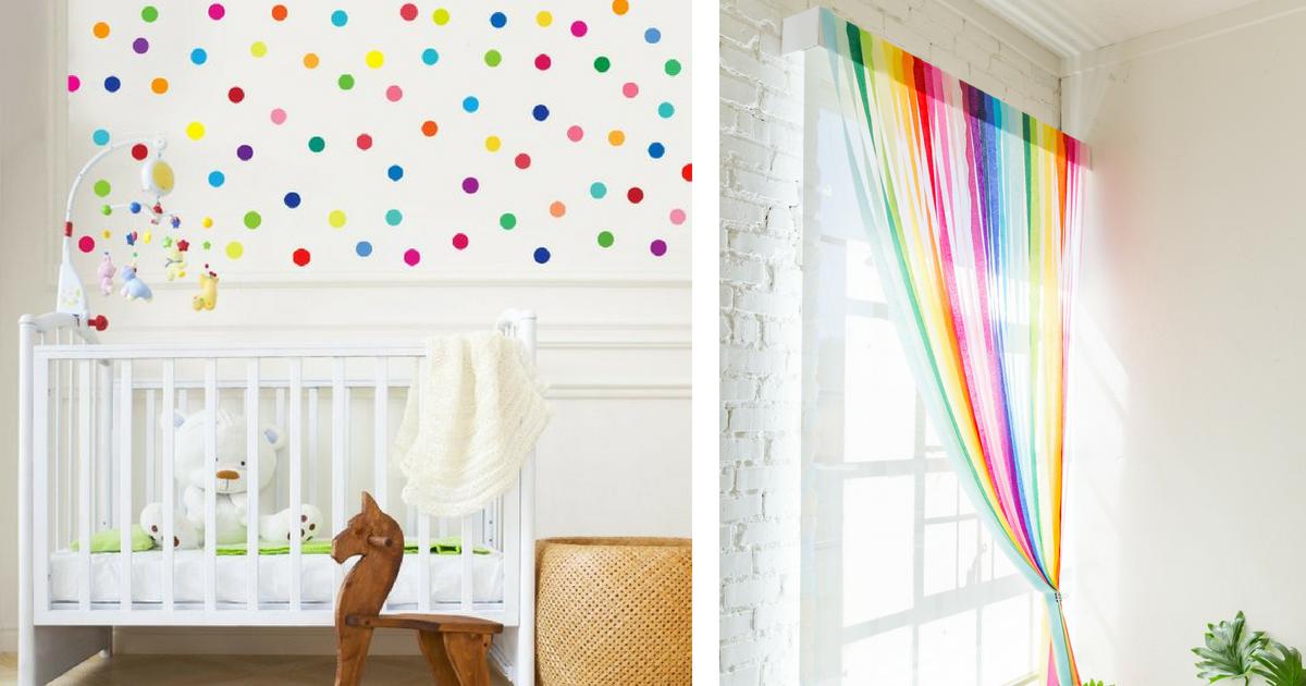 Rainbow Themed Room Decor Leadersrooms