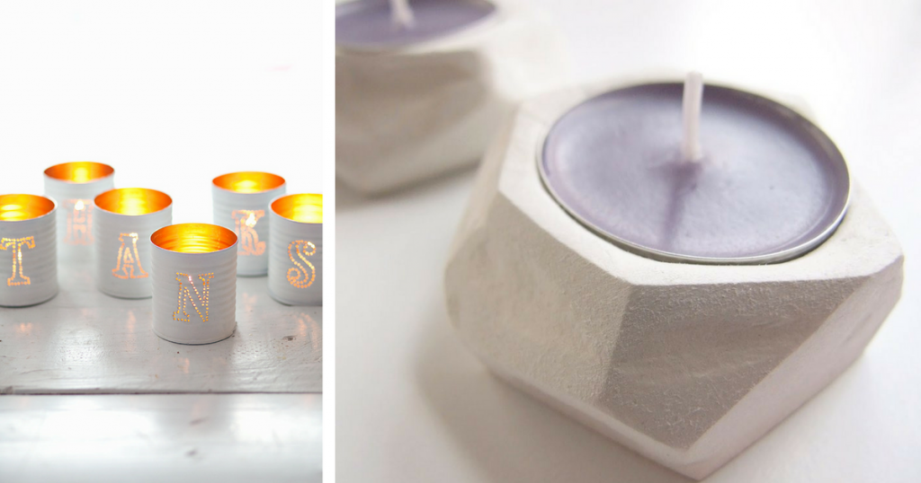 21 Cool Tea Light Craft Projects to Try