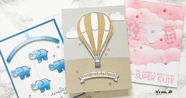 3 Adorable DIY Baby Shower Card Ideas That Anyone Can Do