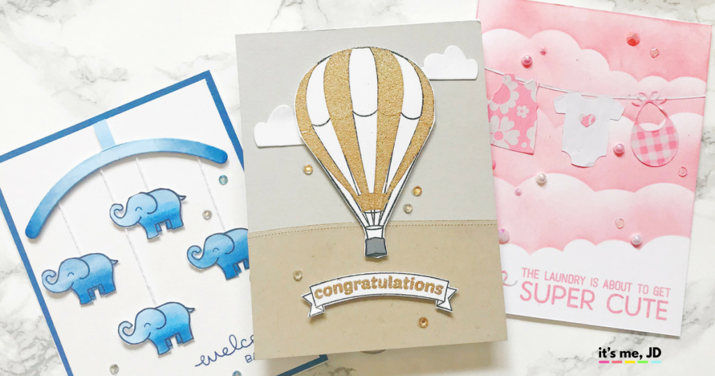 Adorable DIY Baby Shower Card Ideas That Anyone Can Do