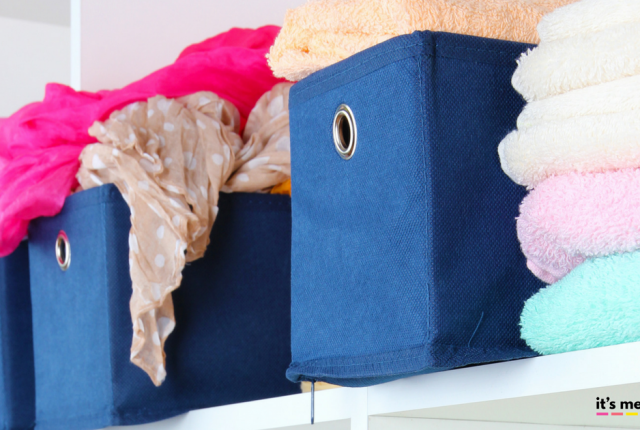 How to Organize your Linen Closet Once and For All