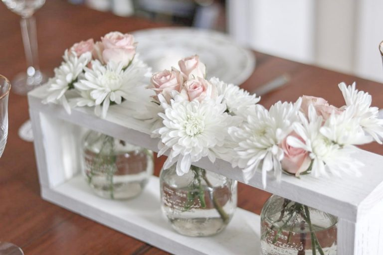 This elegant table idea is easy to create and fun to share with someone you love.