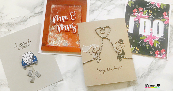 4 Handmade Wedding Cards Ideas That Couples Will Love