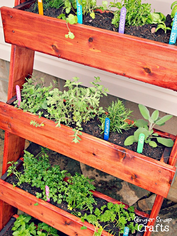 15 Fabulous Diy Herb Garden Ideas That Are Perfect For