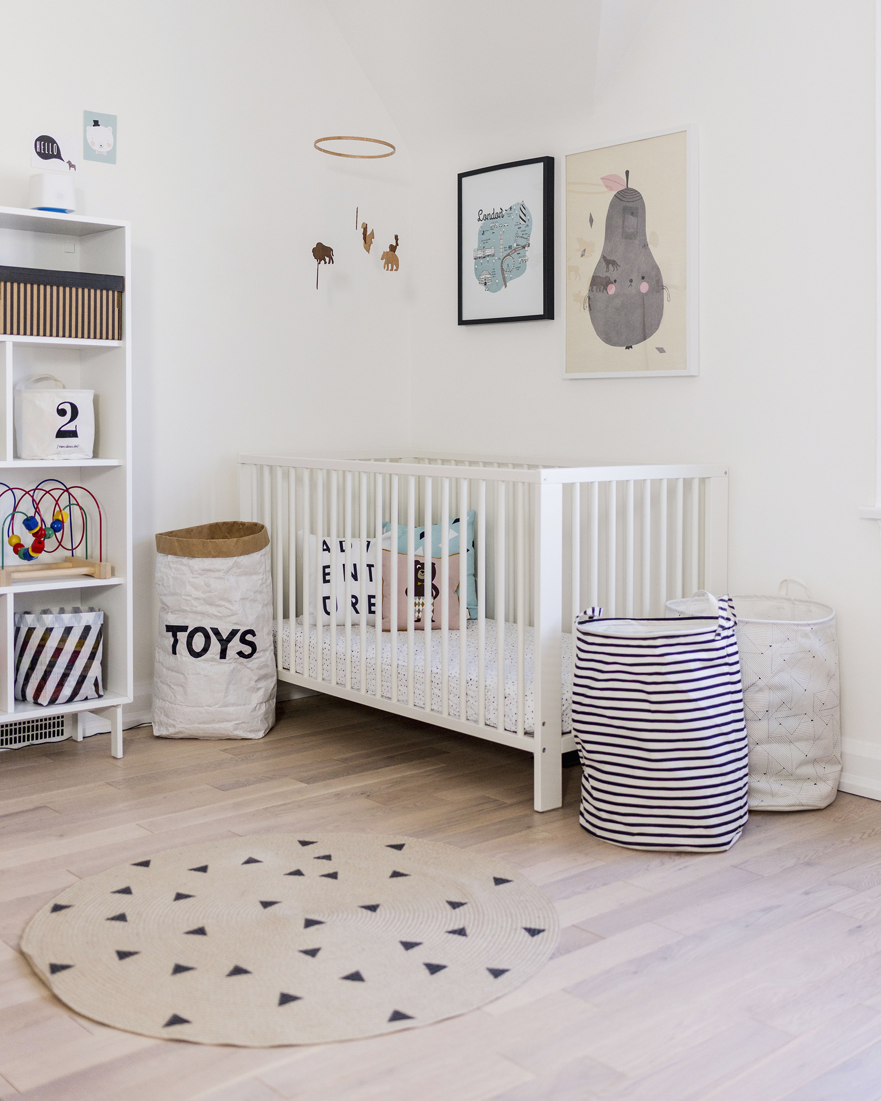 Interior Design Of Bedroom Images Wall Decor For Kids Bedroom Bedroom Ideas On A Budget Bedroom Colors For Males: 20 Gorgeous Scandinavian Decor Ideas & Projects