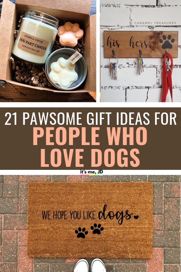 21 Pawsome Gift Ideas For Dog Lovers , Unique Dog Owner Gifts, #doglover #dogowner #ilovedogs #dogs #dogmom