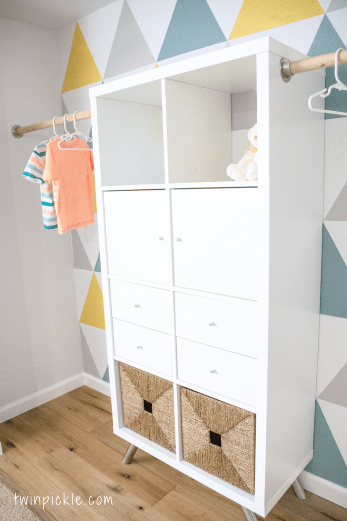 17 Easy Diy Ikea Kallax Hacks To Totally Transform Your Shelf It S