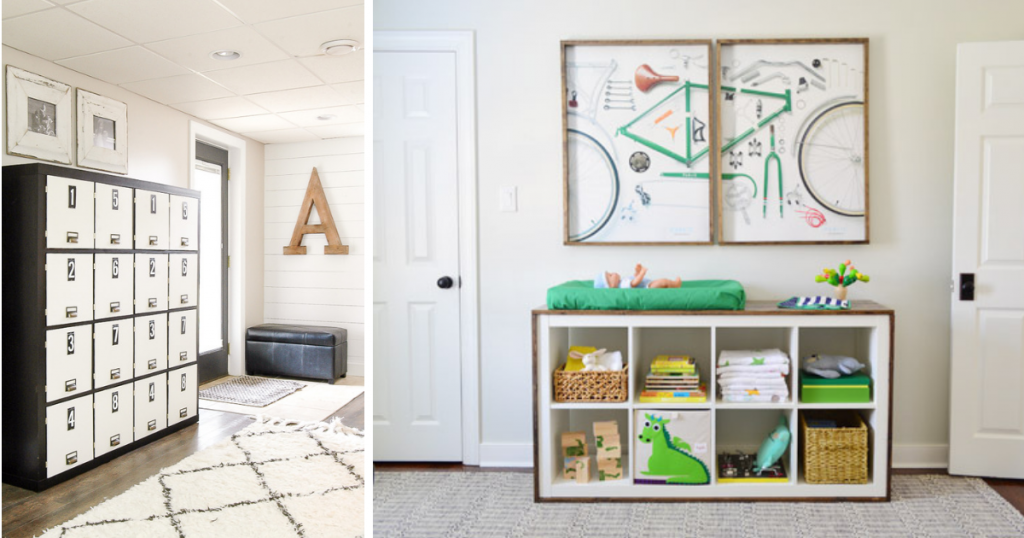 17 Easy Diy Ikea Kallax Hacks To Totally Transform Your