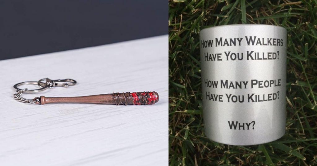 18 Cool Gift Ideas for Walking Dead Fans _ Gifts for Walking Dead Superfans