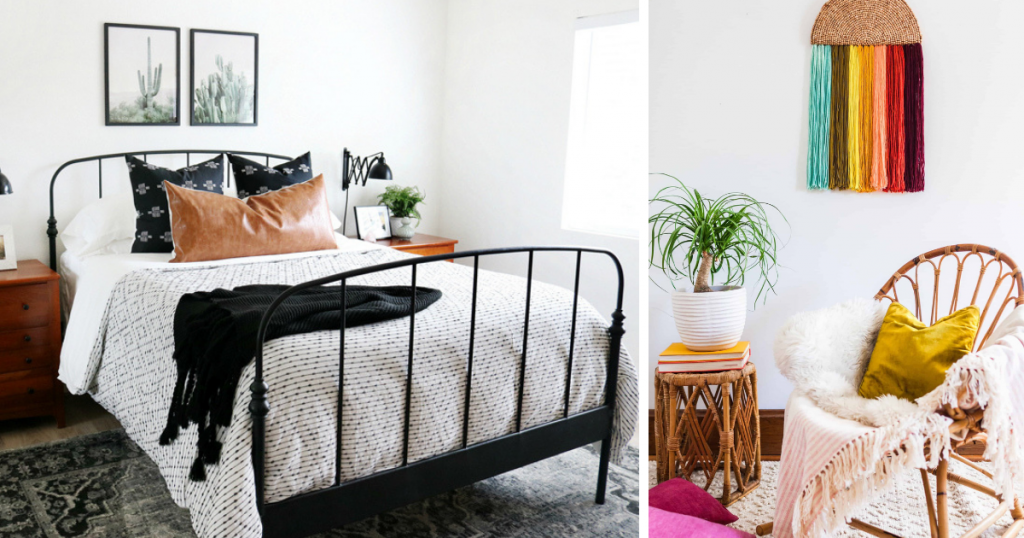 20 Charming Boho Inspired Home Decor Ideas You'll Want To Copy