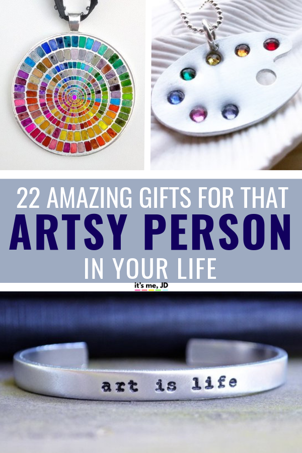 20 Best Gifts For The Artsy Person In Your Life _ Artist Gift Ideas #artistgift #artistgiftidea #artsy #creative #artist