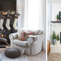 25 Pretty Christmas Mantel Decorating Ideas To Copy