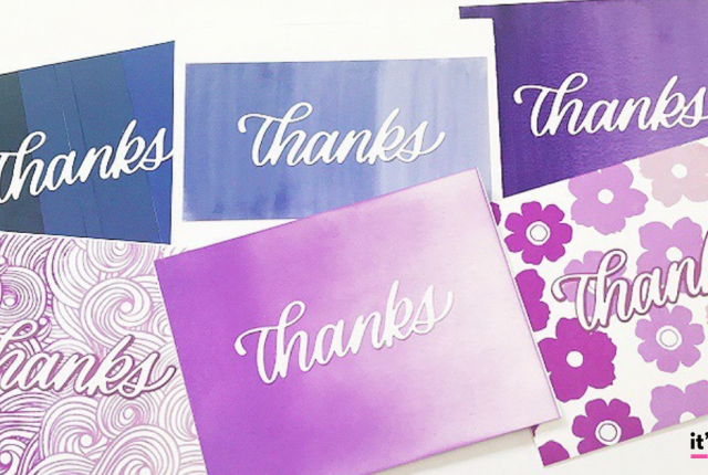 Easy Ways To Add Ombré To Your Paper Crafts