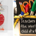 Practical Gift Ideas For Teachers That They Will Actually Want