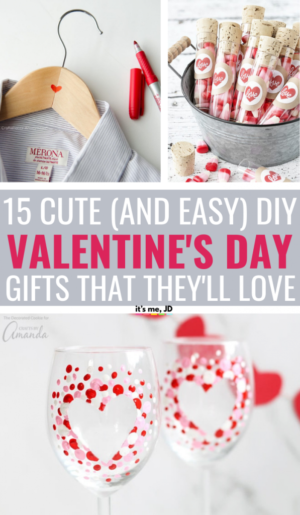 15 Sweet Valentine's Day Centerpiece Ideas To Celebrate Love #valentinesday #valentinesdaygift #valentinegift #diycrafts