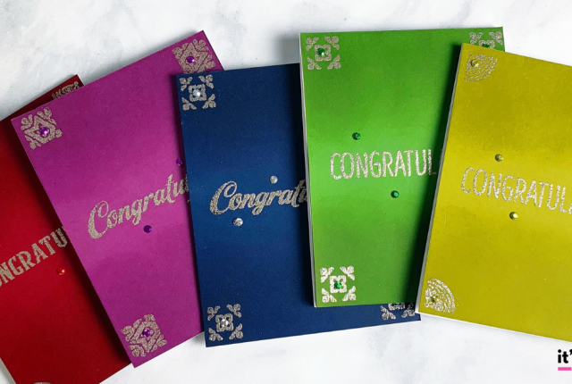 Easy DIY Congratulations Card Ideas For Any Occasion