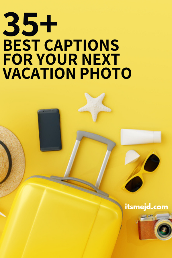 Best Vacation Quotes For the Perfect Instagram Caption #vacation #vacationmode #vacationquote #vacationgoals #vacationtime #summer #summerquotes #summervibes