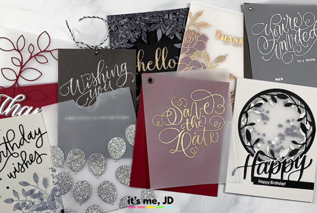 Vellum Paper Tips and Techniques For Cards And Invitations