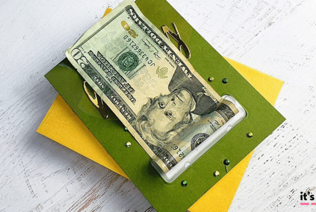 DIY Money Holder Greeting Cards _ Creative Ways To Include Cash Gifts
