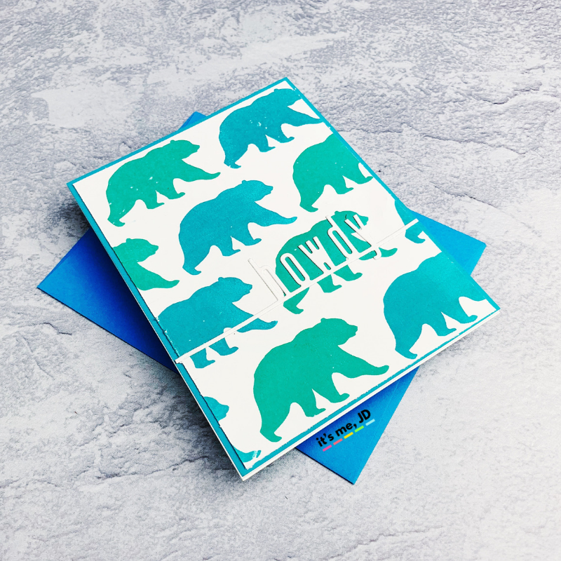 Background Stamping Tips And Techniques For DIY Card Making