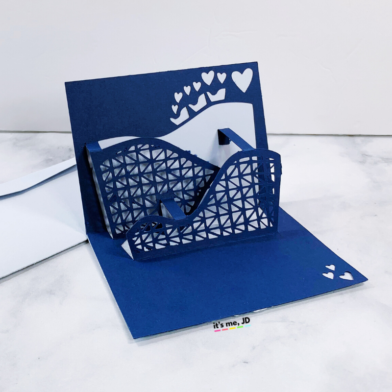 easy pop up cards using your cricut  cricut for
